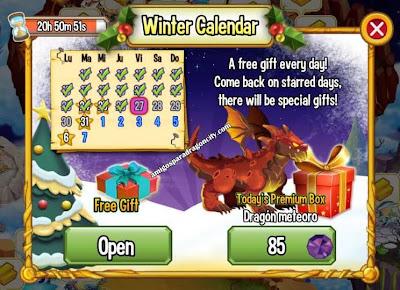 imagen del premium box del dragon meteoro