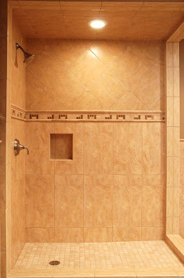 SIMPLE ELEGANT ENCLOSED SHOWER