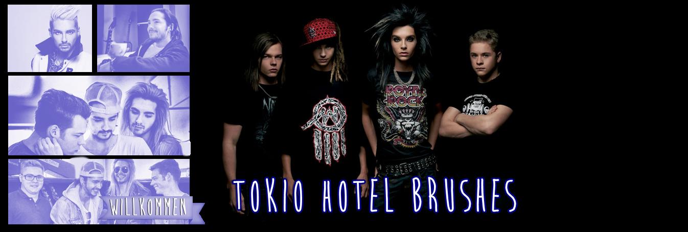 Tokio Hotel Brushes