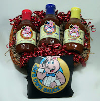 Jim's Own BBQ Sauce Gift Basket