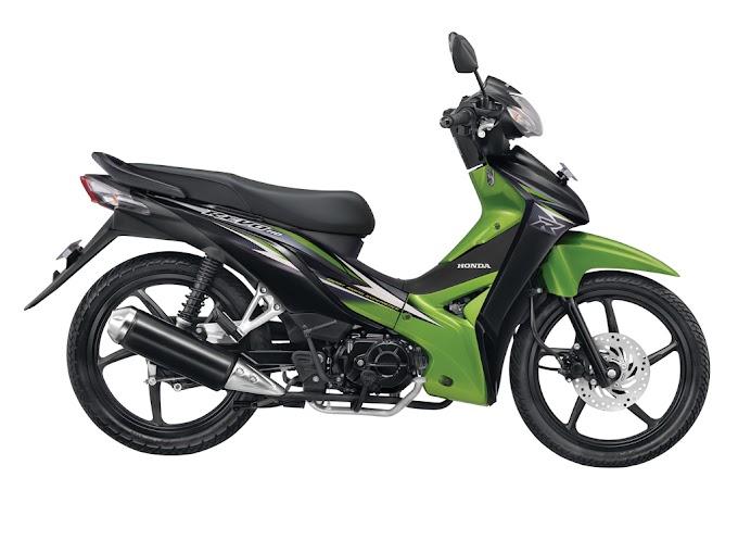Menyala 341 Jam Nonstop Honda Absolute Revo Ukir Rekor