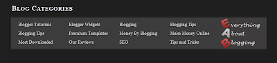 Blog-Categories-Thesis-Footer
