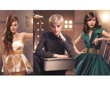Model rambut terbaru, trend rambut wanita 2013 - media cantik