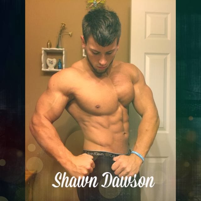 Shawn Dawson-what a chest