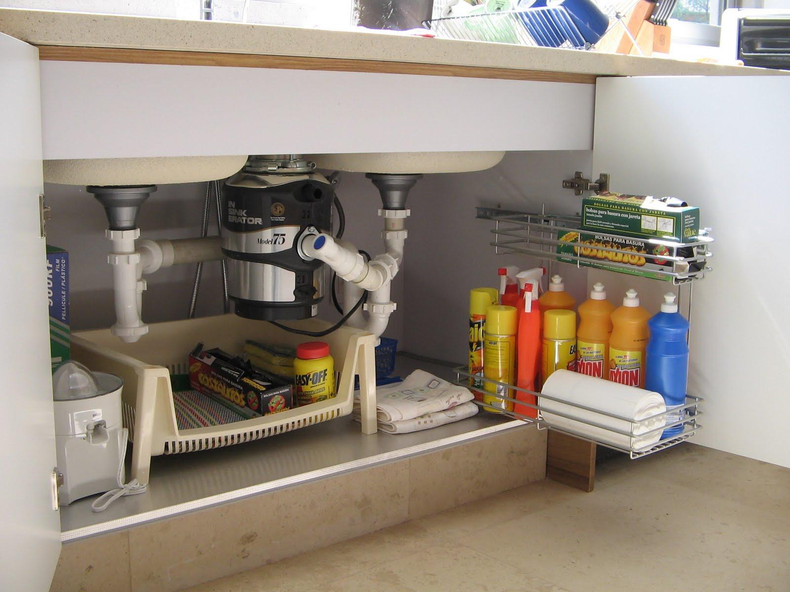 Arquitectura en cocinas zonas en la cocina zona de - Limpieza de cocina ...