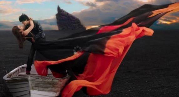 Misteri lagu Dilwale Gerua dan Janam Janam
