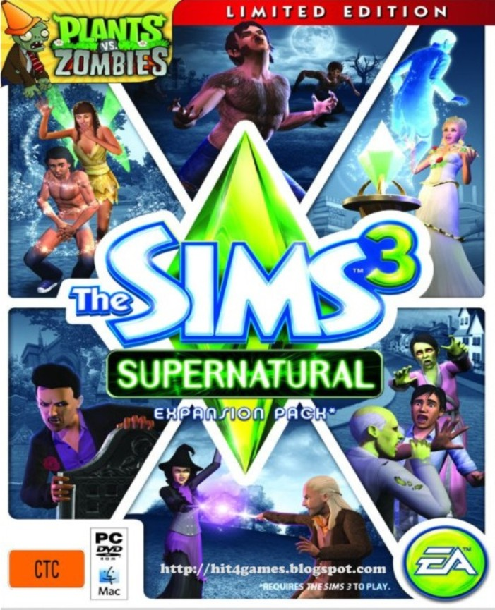 free sims 3 downloads for pc game