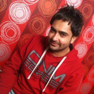 SHARRY MANN IN RED SHIRT