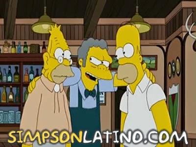Los Simpson 20x14