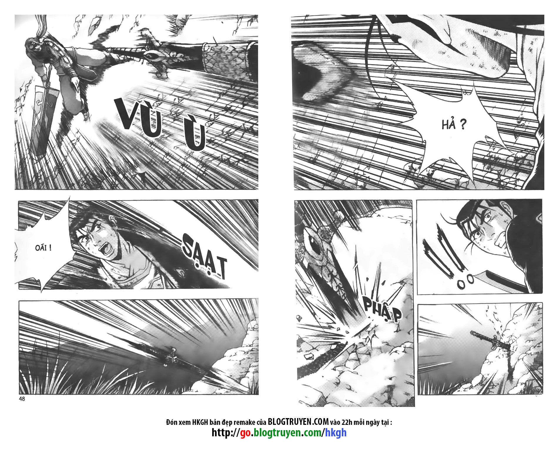 Hiệp Khách Giang Hồ chap 251 Trang 18 - Mangak.info