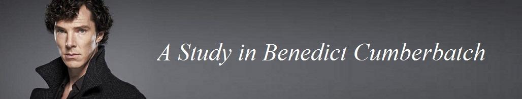 A Study in Benedict Cumberbatch