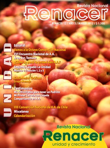 Revista Renacer 12