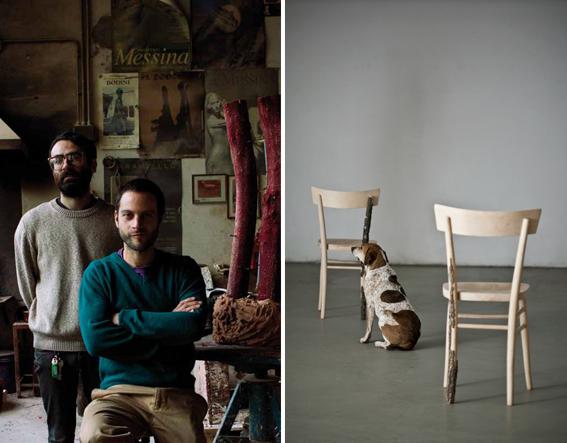Magnani & Delvecchio - Studio RESIGN