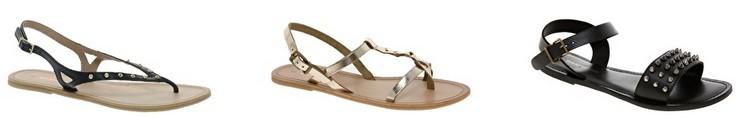 sandalias verano asos