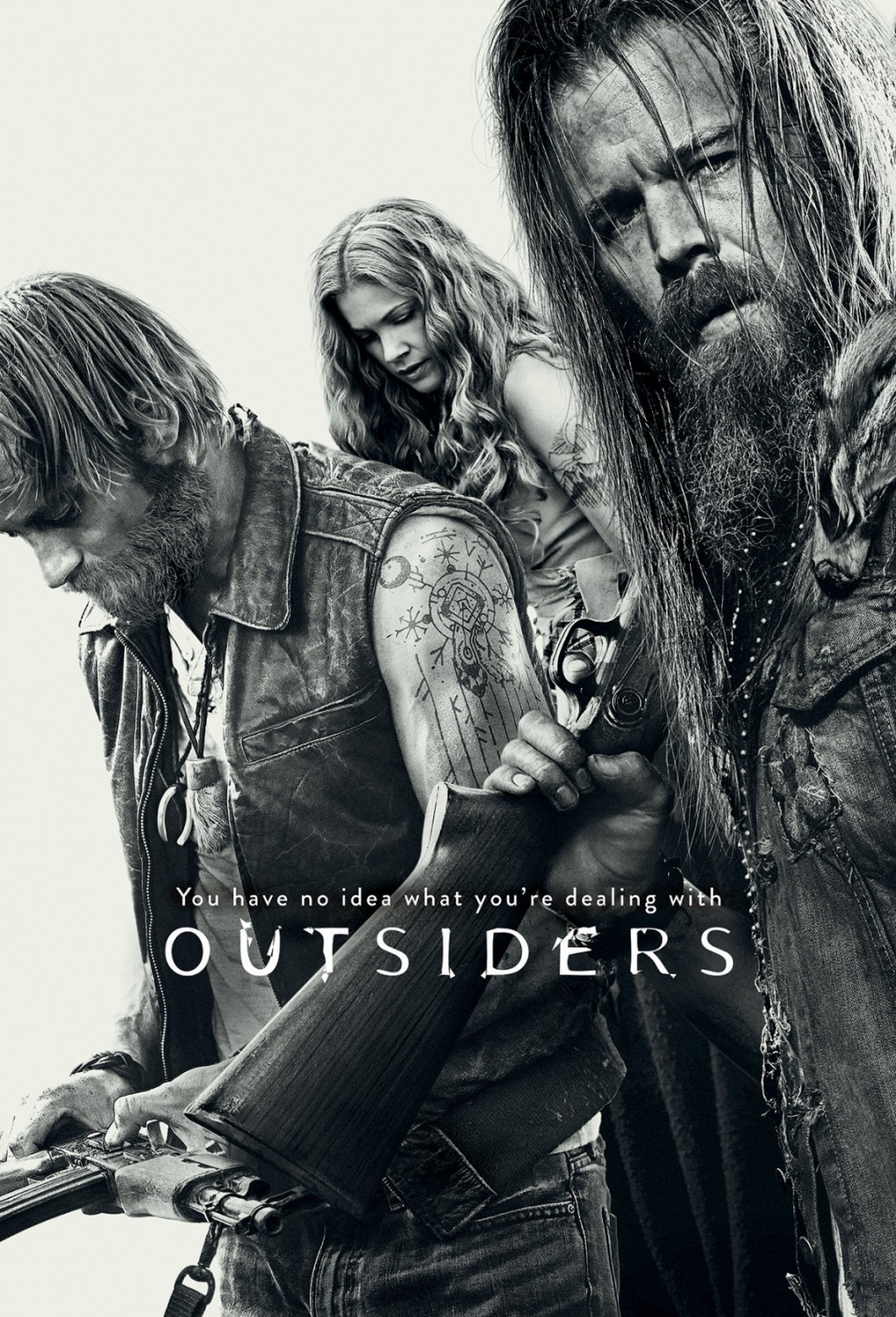 download series Outsiders S01E05  Demolition