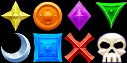 Liste des icônes de raid world of warcraft