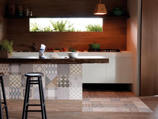 Construindo Minha Casa Clean Dúvida de Decoração Cozinha e Sala de Jantar I # Bancada De Pia De Cozinha Rustica