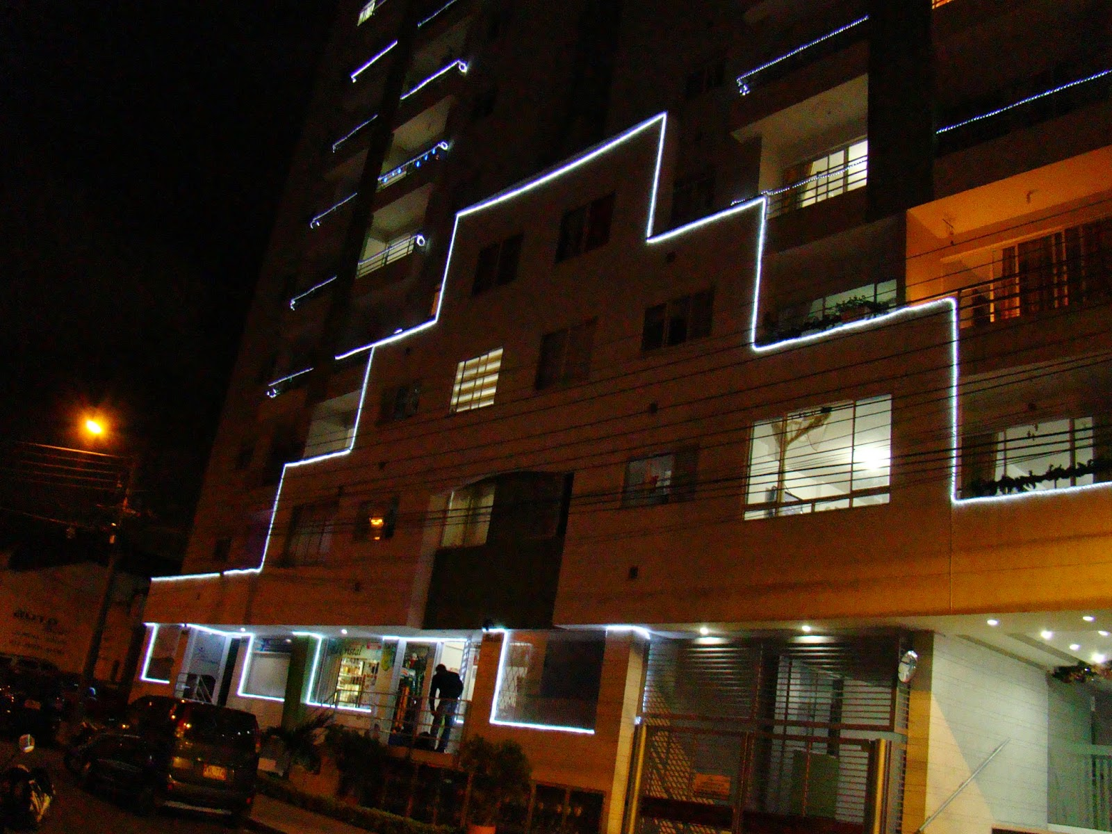 Iluminarte for Iluminacion para balcones