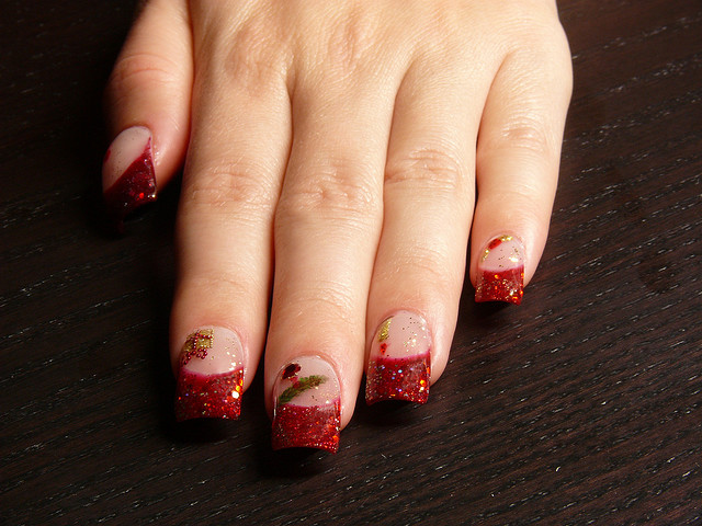 Christmas Nail Art Designs -24