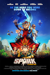 Spark: A Space Tail Poster