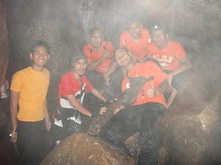 gua batu maloi, negeri sembilan, kembara lasak, gua batu granit terpanjang di semenanjung malaysia