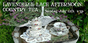 LAVENDER &; LACE AFTERNOON COUNTRY TEA