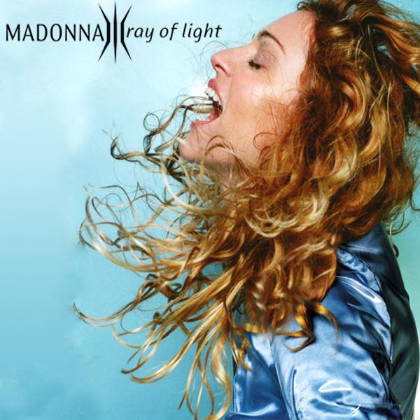 madonna ray of light album cover - photo #2