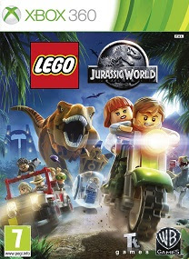 LEGO Jurassic World XBOXX360 FOR PC TERBARU Cover 1