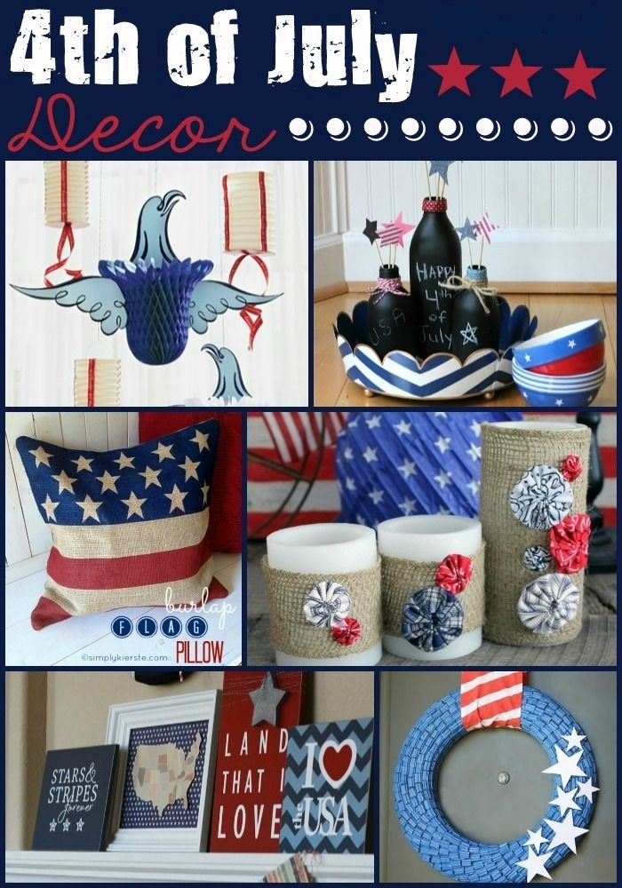 Cool independence day decoration ideas best holiday pictures