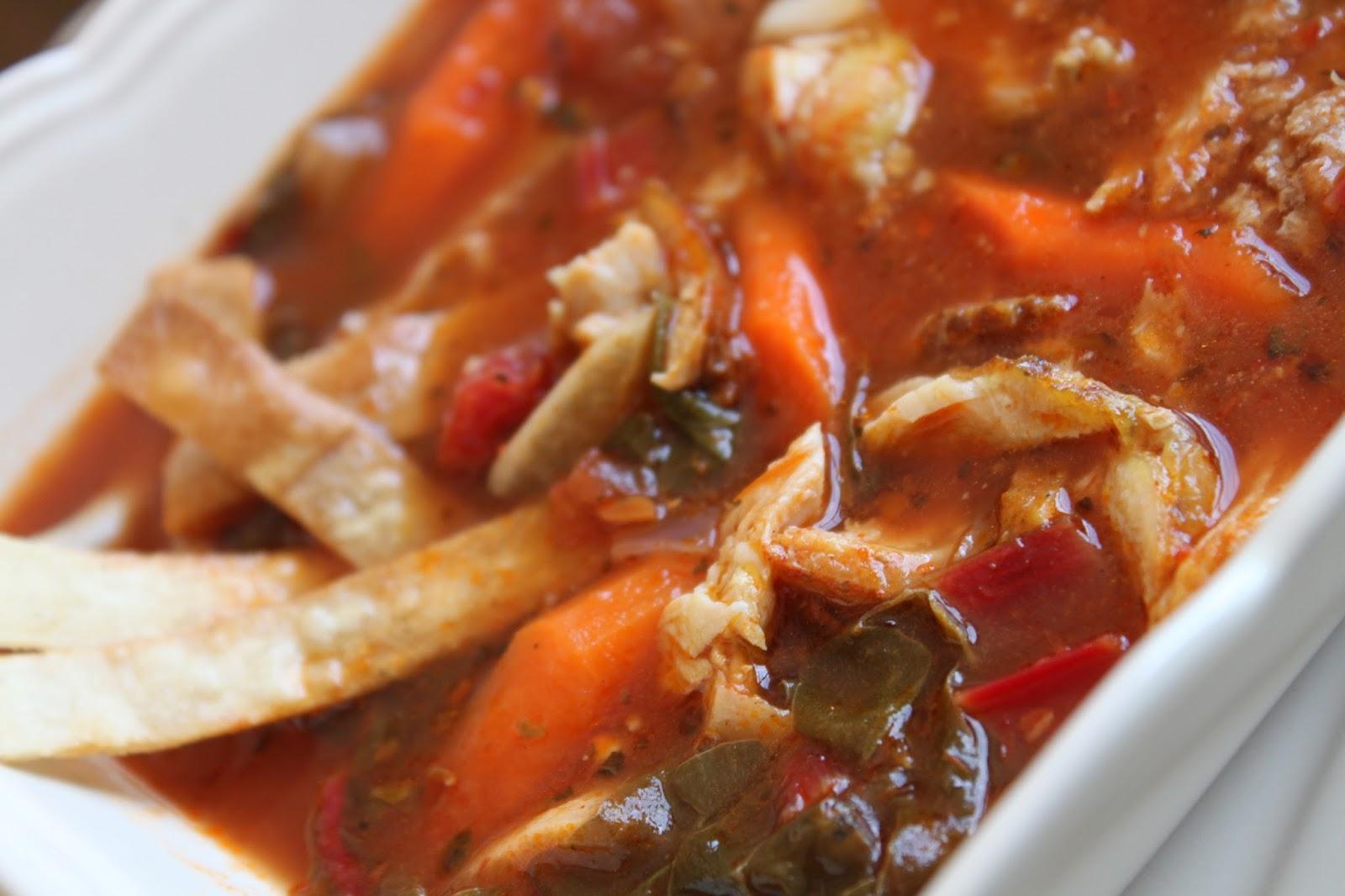 Mexican Chicken Soup Ina Garten 39 S Recipe