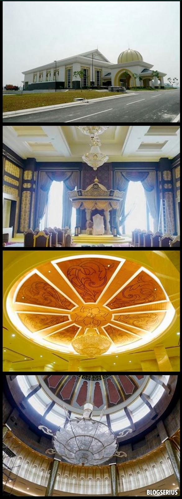 gambar istana negara baru