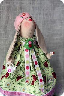 тильда заяц, ручная работа, заяц, handmade, тильдазаяц