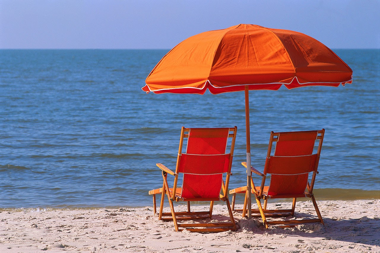 Zon, zee en strand in de meivakantie