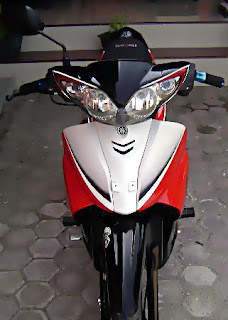 gambar modifikasi jupiter z 2009 minimalis