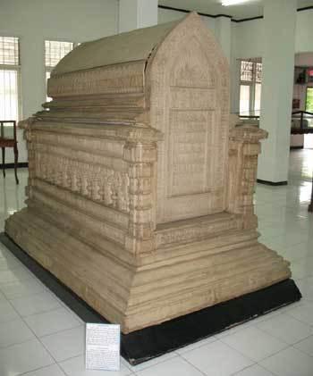 Makam Ratu Nahrasiyah Adalah Makam Terindah Di Asia Tenggara