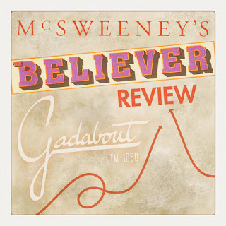 McSweeney's The Believer - review of Curio & Co.'s Gadabout TM 1050