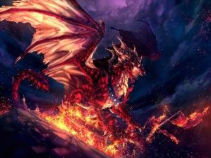 Fantasy Dragon Wallpapers Funny Picturesamazing Wallpapersfantasy
