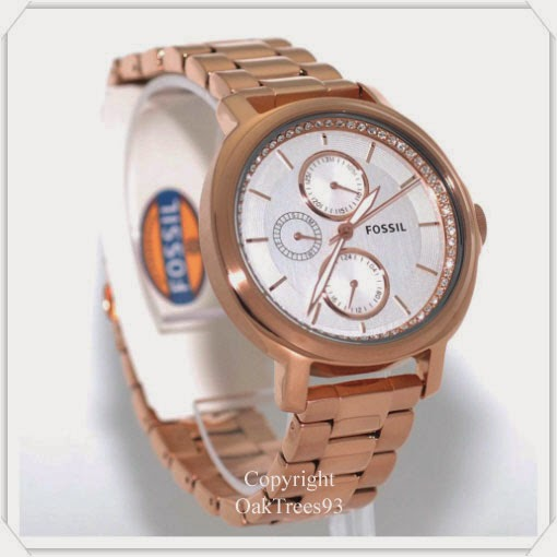 FOSSIL CHELSEY MULTIFUNCTION ES3353