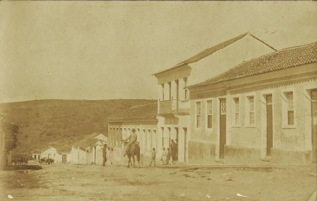 Fotos históricas de Lavras do Sul