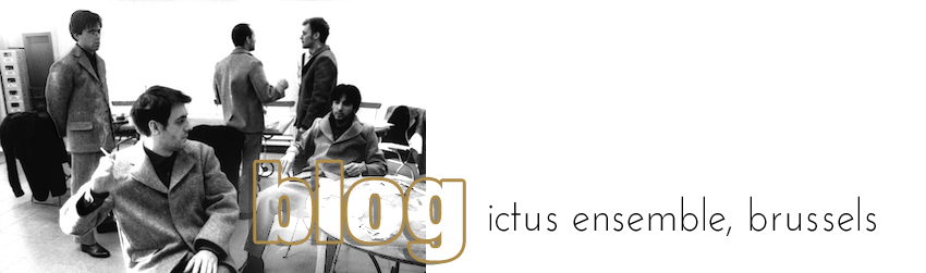 ictus ensemble : blog