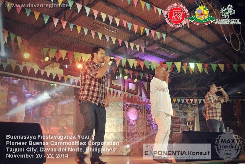 Buenasaya Fiestavaganza Year 5 (Tagum Fiesta) 2014 - Davao Region Philippines