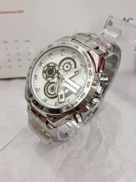 Ripcurl Colorado Chain SS silver putih