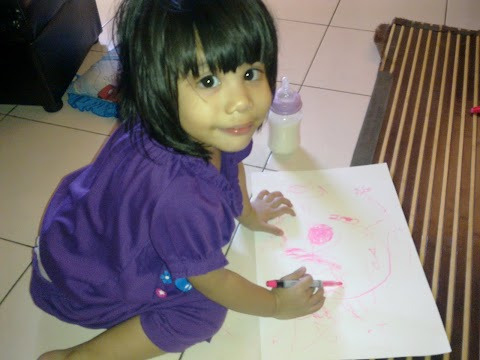 Drawing Time..