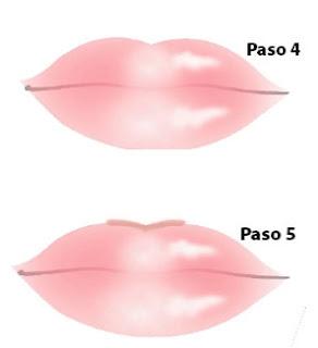 Maquillaje para labios curso de maquillaje on line for Labios mate paso a paso