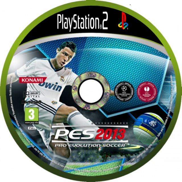 Pes 2013 Pc Edições Evolution: تحميل لعبة Pro Evolution Soccer 2013 خاص بي Ps2