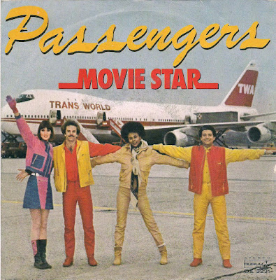 Sanremo 1983 - Passengers - Movie Star