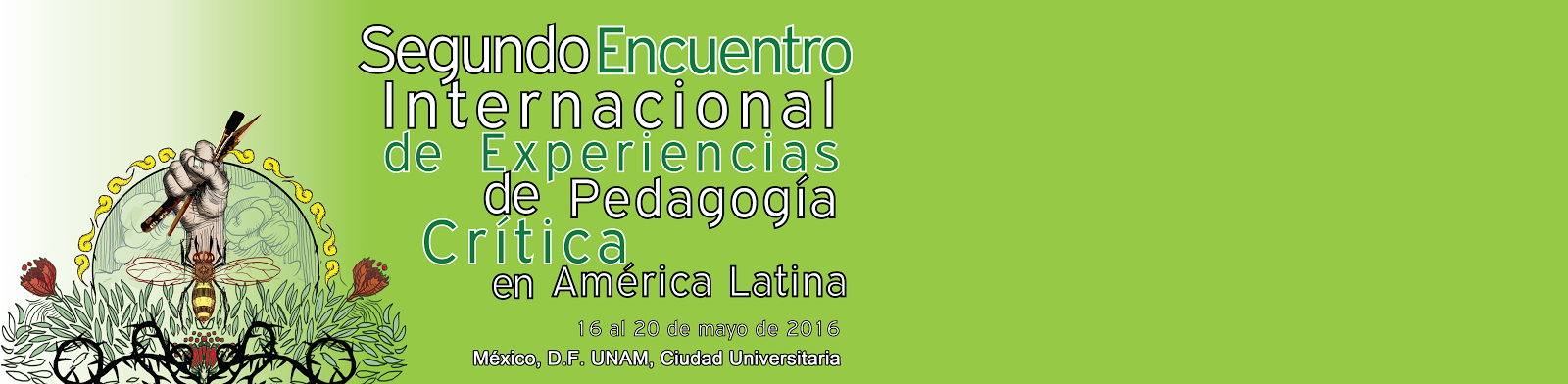 Encuentro Internacional de Experiencias de Pedagogía Crítica en América Latina