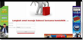 ptc indonesia komisiklik