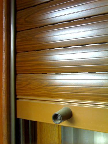 Decored cortinas y persianas - Persianas de madera enrollables ...