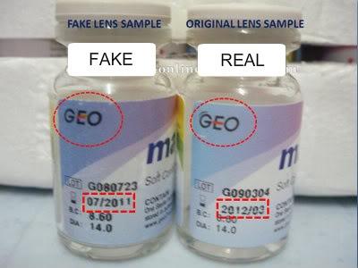 fake product 3